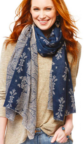 Pipa Boho Wrap / Scarf - 3 colours available