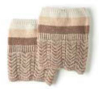 Boot Cuffs - 2 colours available