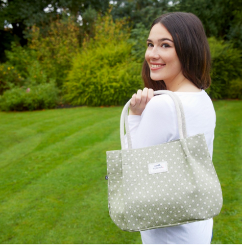 Linen Spot Freya Bag - 2 colours available