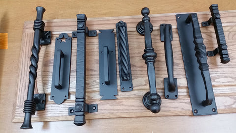 Exceptionnel ... Barn Door Handles ...