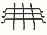 1.) Premium 6 Bar Speakeasy Grille / Window Grille - Wild West Hardware