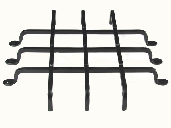 1 Premium 6 Bar Speakeasy Grille Window Grille Wild