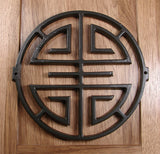 Asian Style Grille - Wild West Hardware