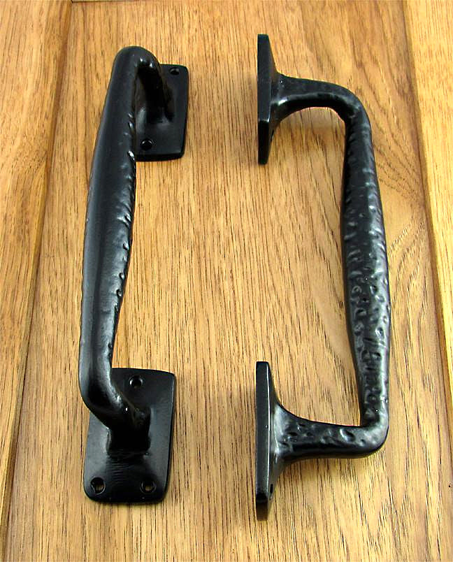 Old World Style Door Pull Door Handle Wild West Hardware