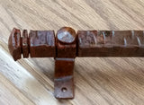 Bridge Door Pull - Barn Door Handle - Wild West Hardware