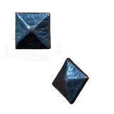 "Pyramid Clavos, 1 1/8"" x 1 1/8""- Aged / Distressed Look, Oil Rubbed Bronze finish - Wild West Hardware"