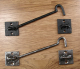 Forged Iron Cabin Hook - Wild West Hardware