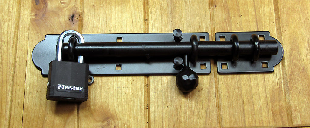 Slide Bolts Rustic Latches Wild West Hardware