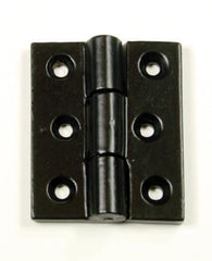 "Premium Rectangular Hinge Surface Mount (1 5/8"" x 2"" size) - Wild West Hardware"