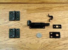 Speakeasy Door Mounting Kit #9 -A - Wild West Hardware