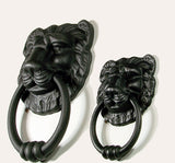 Lion Head Door Knocker - Imported from Italy - Wild West Hardware
