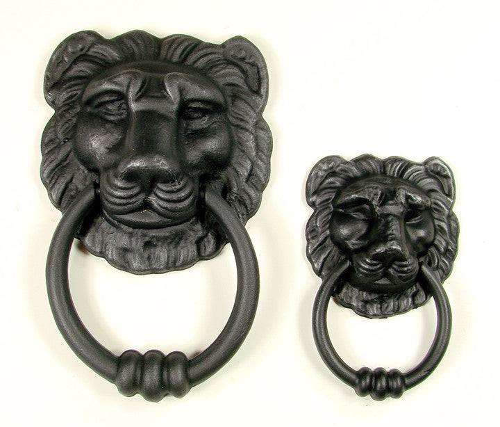 Lion Head Door Knocker Imported From Italy