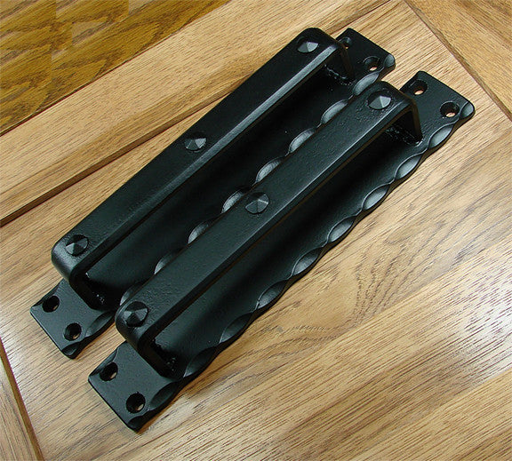 Studded Tuscan Door Pull Gate Pull Wild West Hardware