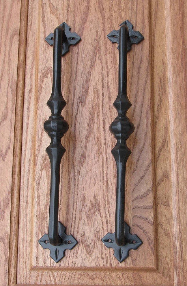 Yorkshire Door Pull #3 - Wild West Hardware