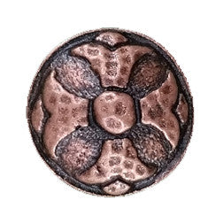 "OLD WORLD Style Clavos - Antique Copper finish 3/4"" diameter"