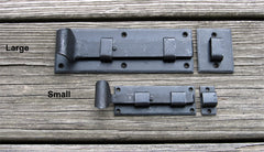 colonial slide bolts 2 sizes