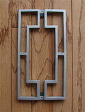 Contemporary Decorative Grill - Wild West Hardware