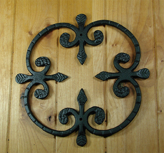 Decorative Grille #1 - For windows, gates or doors - Wild West Hardware