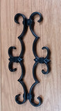 Decorative Grille # 3 -  with scroll design - Wild West Hardware