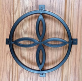 Decorative Grille # 4 -  Round design - Wild West Hardware