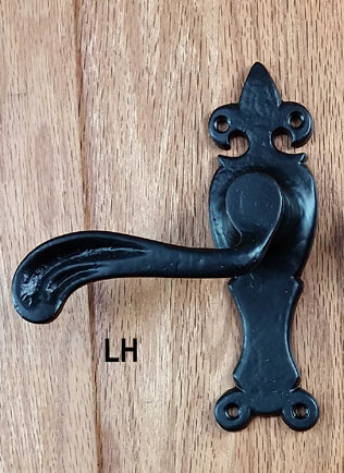Normandy Door Handle - Wild West Hardware