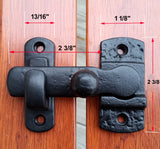 Speakeasy Door Mounting Kit #8-C
