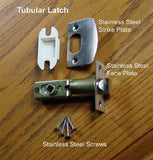 Tubular Latch Kit