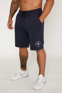 Repwear Fitness Onyx Shorts Navy Blue