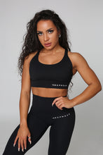 Repwear Fitness Lux Sports Bra Black