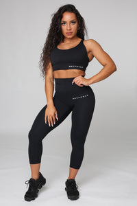 Repwear Fitness Lux 7/8 Leggings Black