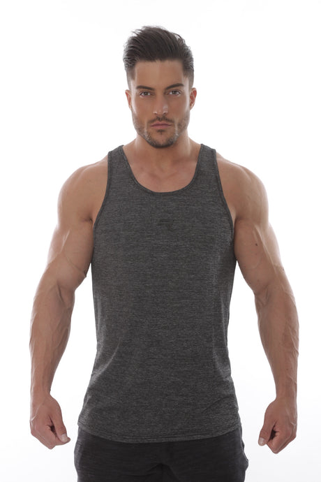 Repwear Fitness HyperFuse Tank Grey - Repwear Fitness