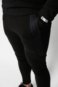 Repwear Fitness ProFit Black Fitted Bottoms - Repwear Fitness