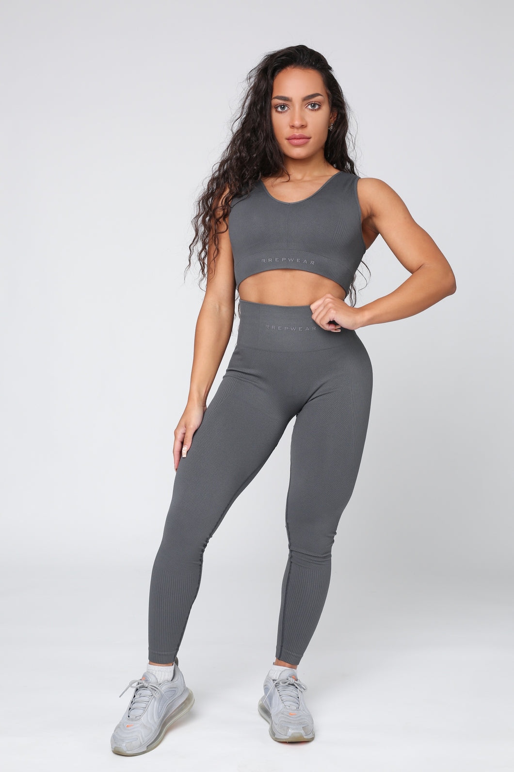 Repwear Fitness ProShape Leggings Grey