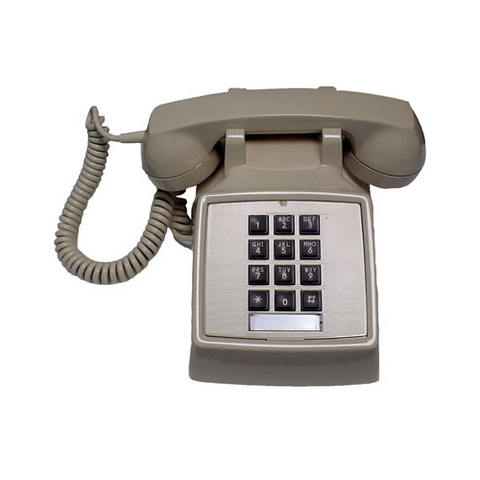 500 Series Touch Tone Desk Phone