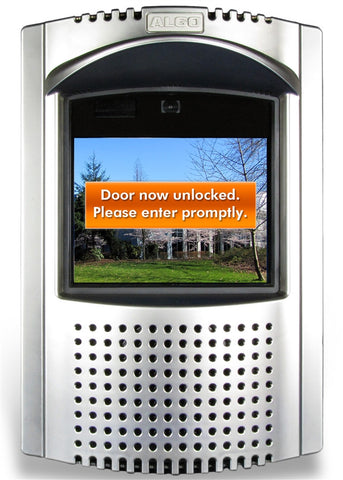 Video Door Intercom with Touch Screen and Talk Back