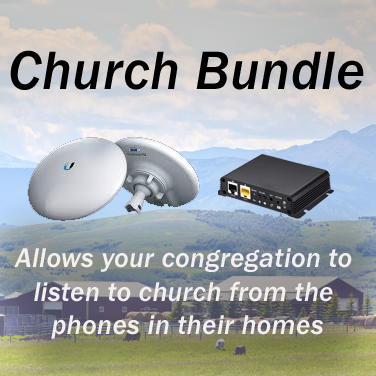 COLONY Church Intercom Bundle