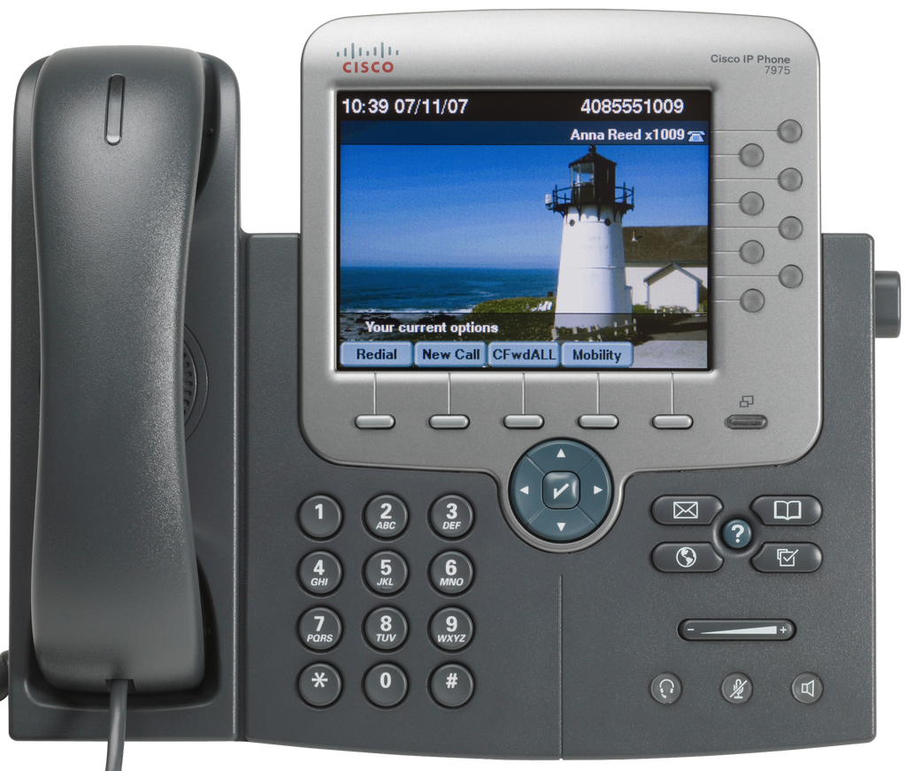 Expand Your Office with Cisco 7975G Unified IP Desk Phones ...