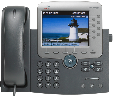 Cisco 7975g Desk Phone