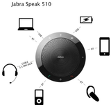 JABRA SPEAK 510 - Mobile Conference Phone for your Laptop or Smart Phone