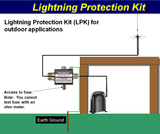 LIGHTING PROTECTION KIT  | Engenius DuraFon | SN-ULTRA-LPK