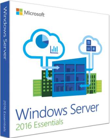 Windows Server Essentials 2016 - Operating System for Servers