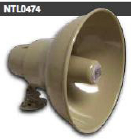 COLONY Metal Paging Horn  30W 70V