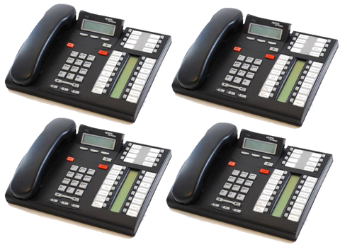 Nortel T7316E Desk Phone - Refurbished - Set of 4 units