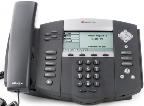 Polycom Soundpoint IP 560 Desk Phone