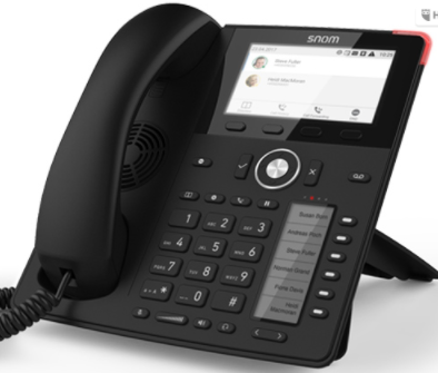 Snom D785 Advanced Desk Phone