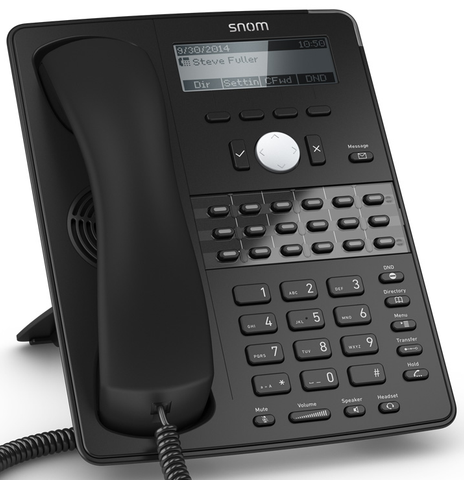 Snom D725 Desk Phone