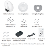 4MP Unifi G3 Dome Camera | UVC-G3-DOME