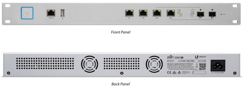Enterprise Gateway Router | Ubiquiti USG‑PRO‑4