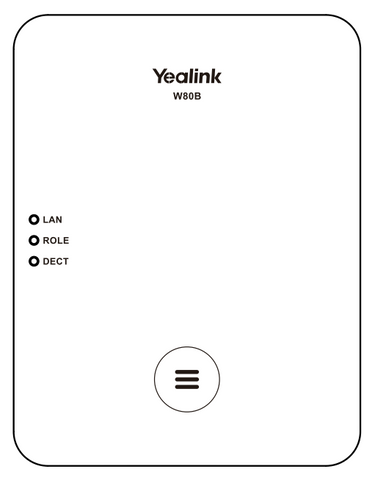 COLONY Roaming Manager for Cordless Phones | Yealink W80DM
