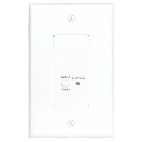 COLONY Rave Bluetooth Wall  Plate Audio Source | WPA-BT